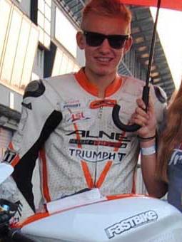 IDM und Triumph Cup Tim Holz