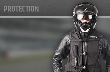 Protektoren und Schutzbekleidung