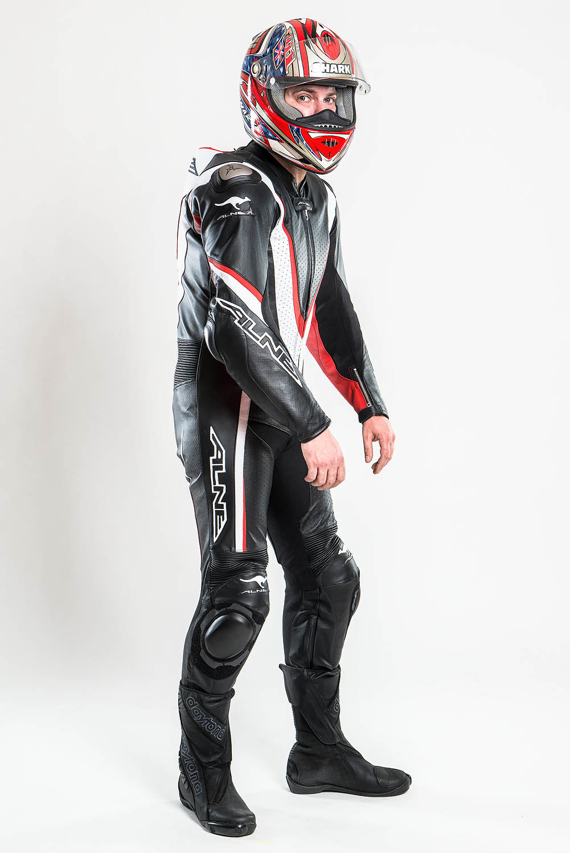 Racing Lederkombi Modell Racing Extreme 1 Maßanfertigung