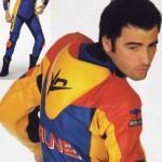 Motorradbekleidung nach Maß Modell 2001