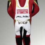 Rennkombi Hellracer Motorrad Anzug