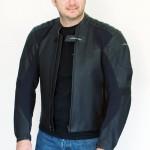 Streetfighter Motorrad Lederjacke Maßanfertigung